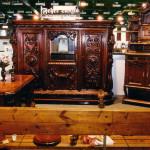 Bécsi barokk antik bútor