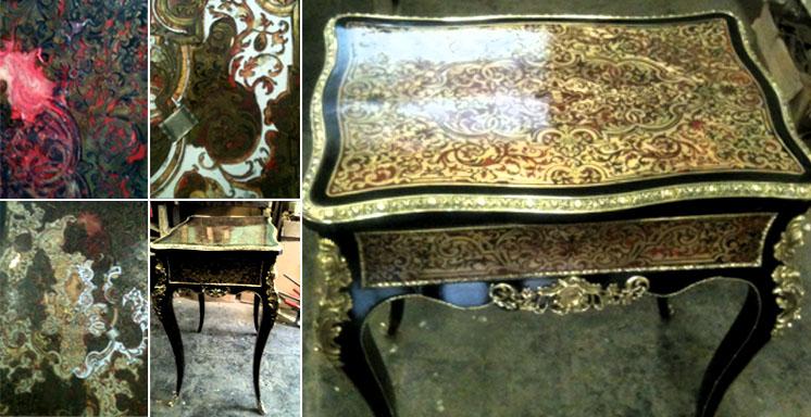 Antik bútor felújítás